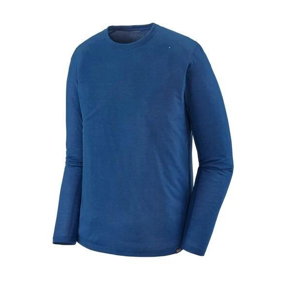 Patagonia - M's Long-Sleeved Capilene® Cool Trail Shirt - Recycled Polyester - Weekendbee - sustainable sportswear