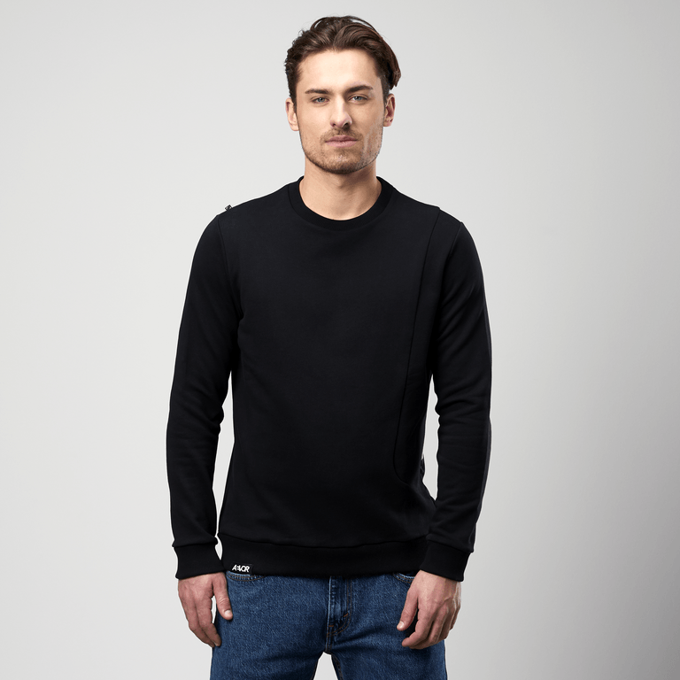 Aevor - M's Pocket Sweater - Weekendbee - sustainable sportswear