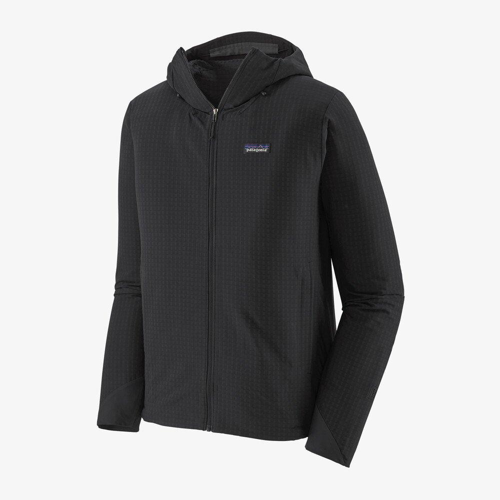 Patagonia - M's R1® TechFace Hoody - Recycled Polyester - Weekendbee - sustainable sportswear