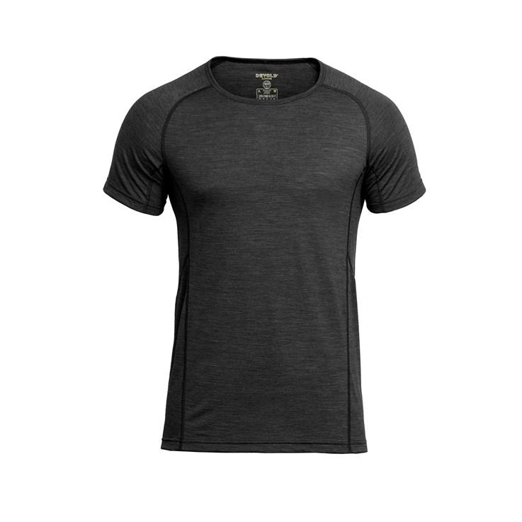 Devold - M's Running T-Shirt - Merino Wool - Weekendbee - sustainable sportswear