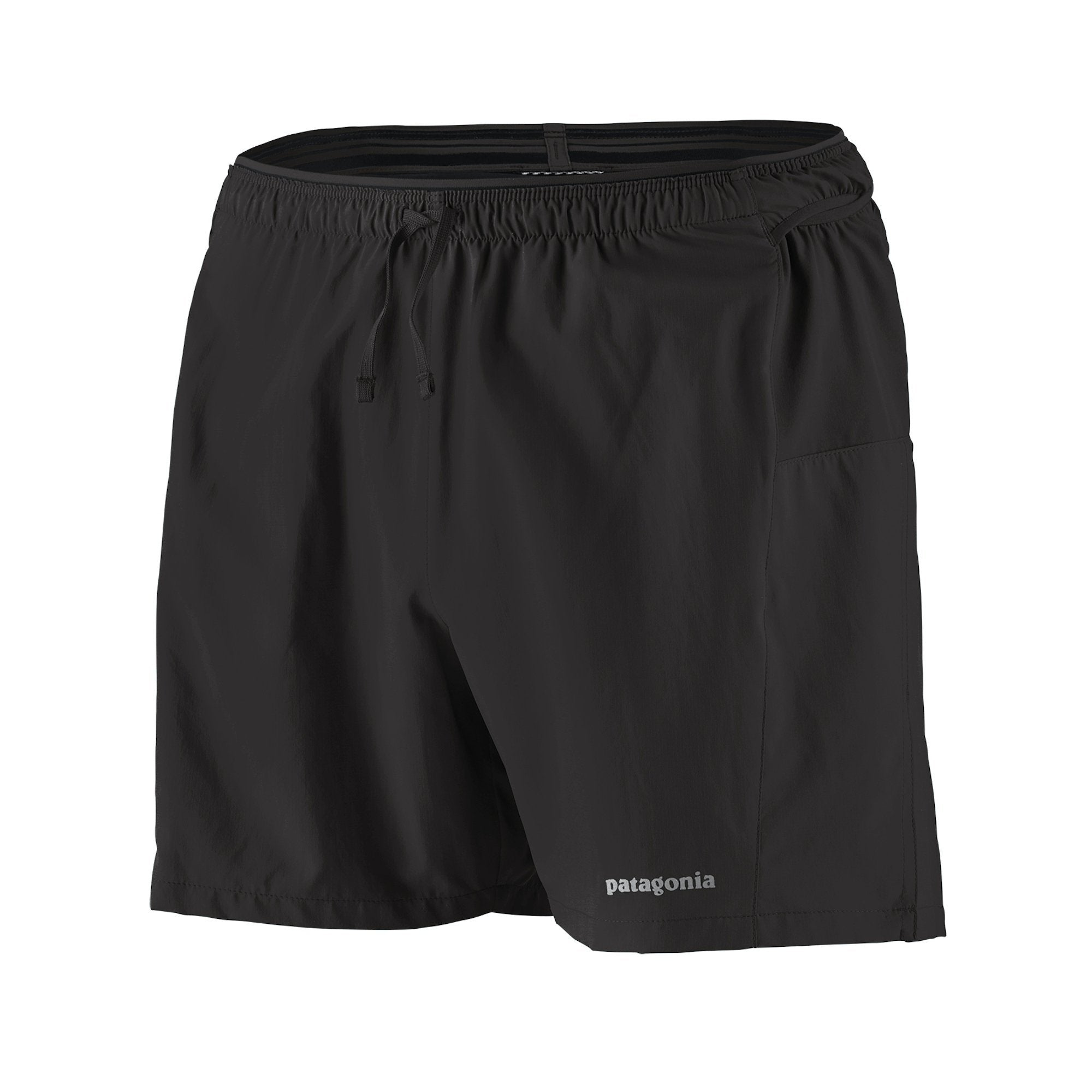 "Patagonia - M's Strider Pro Running Shorts - 5"" - 100% Recycled Polyester - Weekendbee - sustainable sportswear"