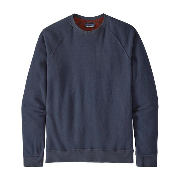 Patagonia - M's Trail Harbor Crewneck Sweatshirt - Weekendbee - sustainable sportswear