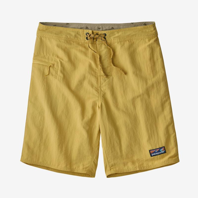 "Patagonia - M's Wavefarer® Boardshorts - 48cm / 19"" - Recycled Nylon - Weekendbee - sustainable sportswear"