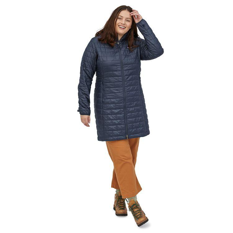 Patagonia - Nano Puff® Parka - Recycled Polyester - Weekendbee - sustainable sportswear