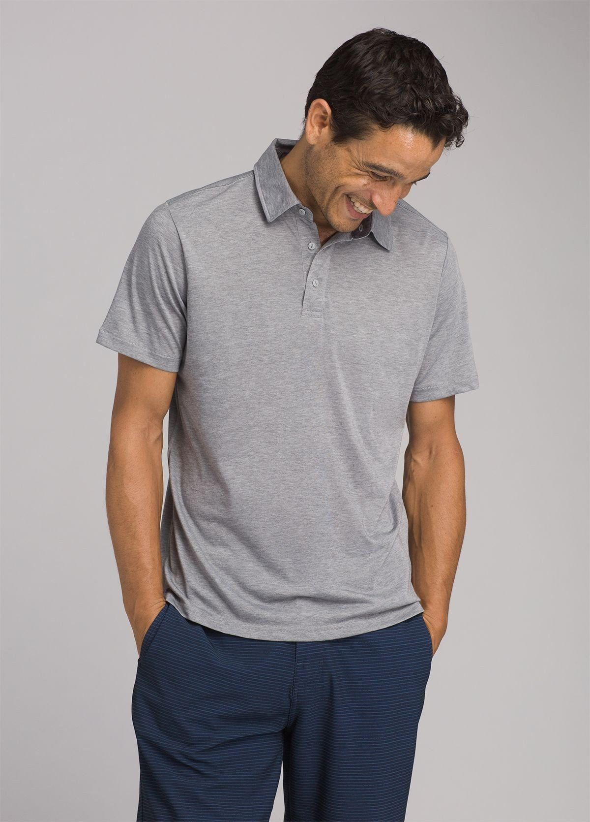 PrAna - Neriah Polo - Recycled Material - Weekendbee - sustainable sportswear