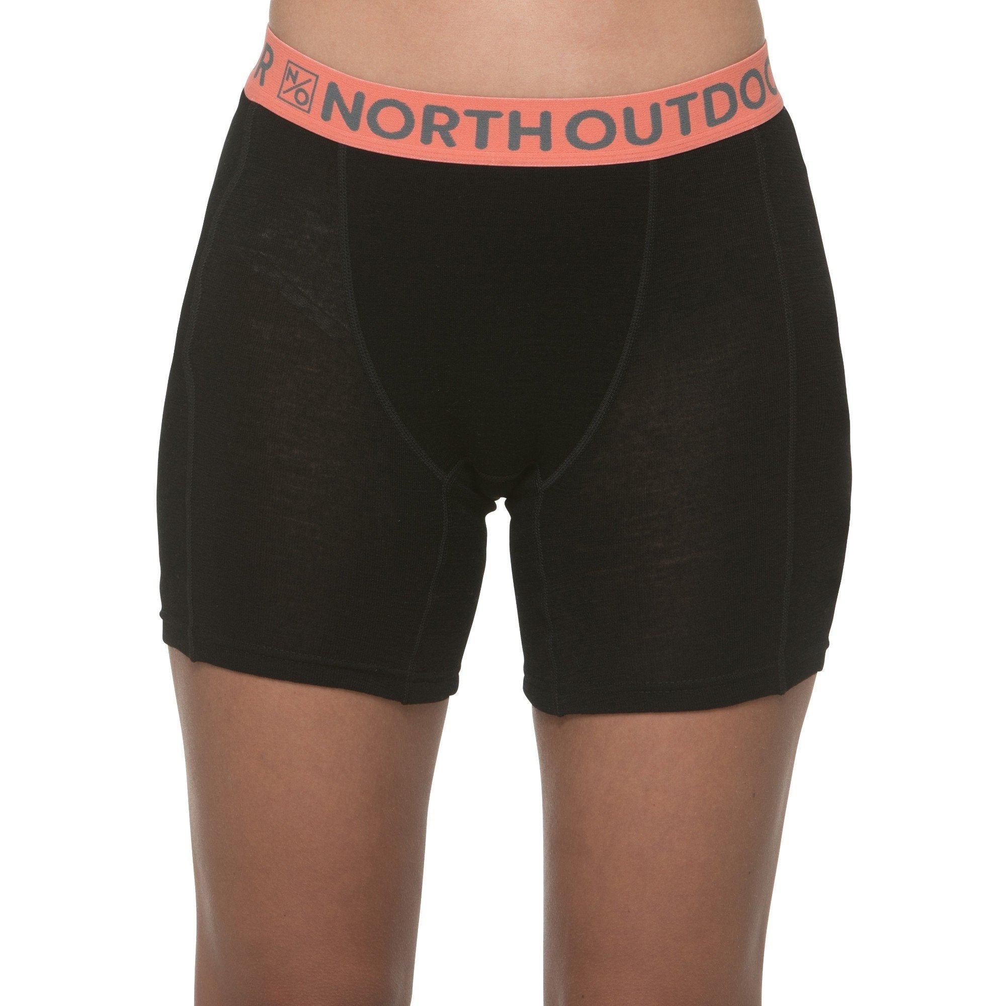 North Outdoor - Women's boxers - 100 % Merinowool ACTIVE 210 - Weekendbee - sustainable sportswear