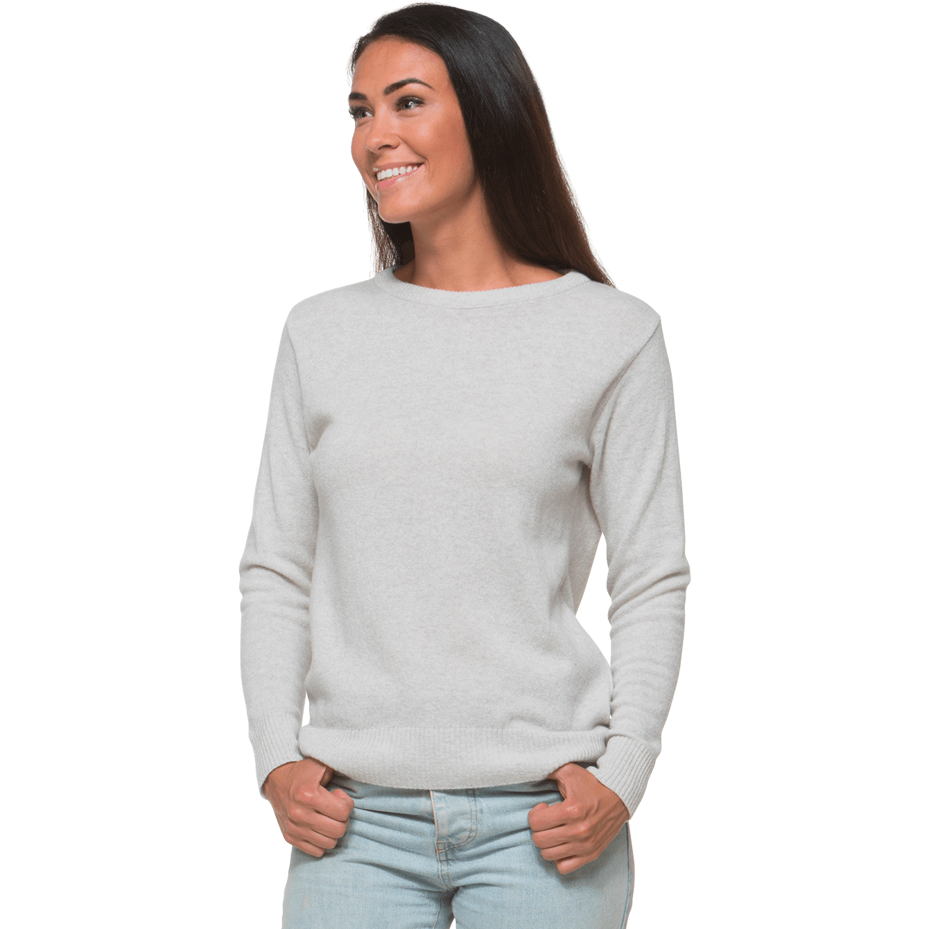North Outdoor - Women's HANKI Sweater - 100 % merino wool