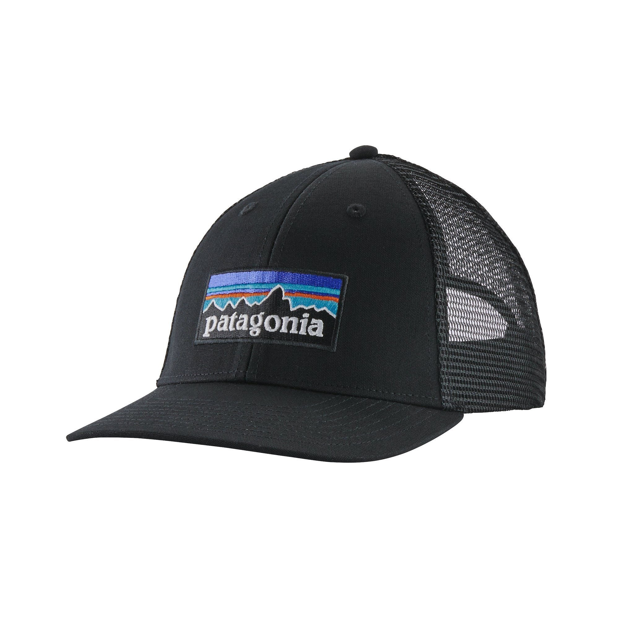 Patagonia - P-6 LoPro Trucker Cap - Organic Cotton - Weekendbee - sustainable sportswear