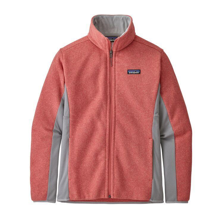 Patagonia - W's Performance Better Sweater™ Fleece Jacket - Recycled Polyester - Weekendbee - sustainable sportswear