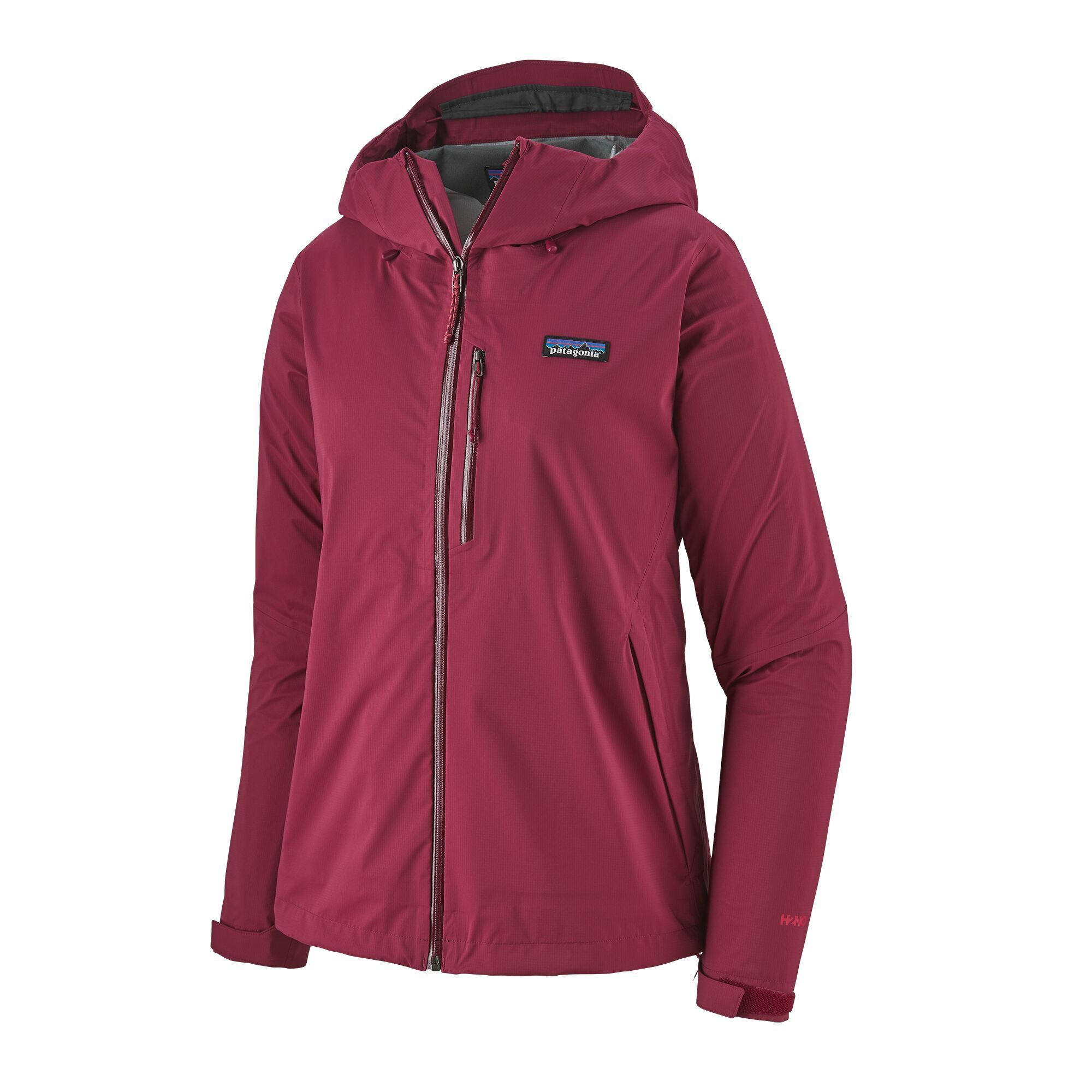 Patagonia - W's Rainshadow Jacket - 100% Recycled Nylon - Weekendbee - sustainable sportswear