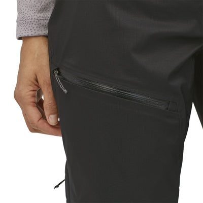 Patagonia - W's Rainshadow Pants - 100% Recycled Nylon - Weekendbee - sustainable sportswear