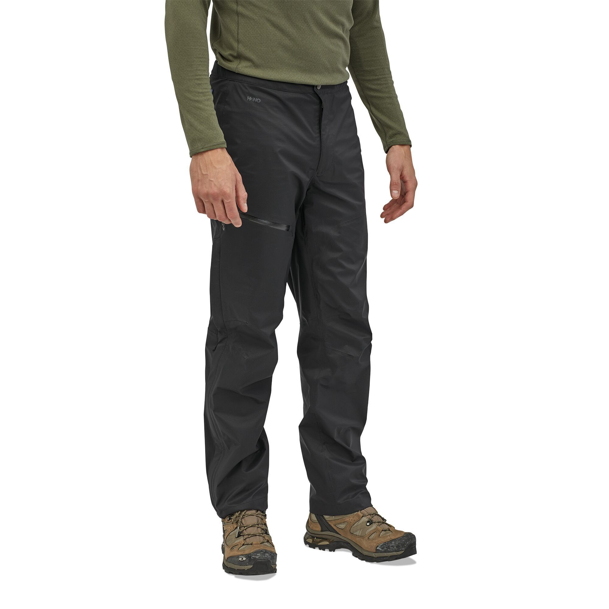 Patagonia - M's Rainshadow Pants - 100% Recycled Nylon - Weekendbee - sustainable sportswear