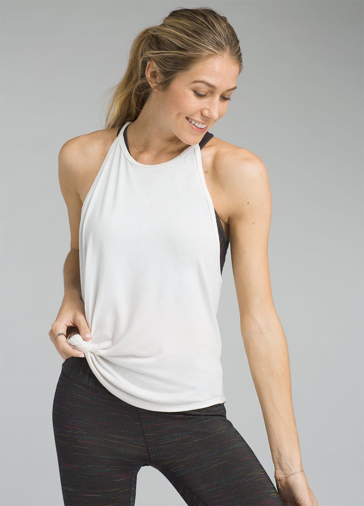 PrAna - Reylian Top - Plant-Based Lenzing Modal ® Fabric - Weekendbee - sustainable sportswear
