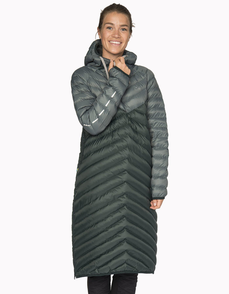 Varg - Sarek Long Downhood - Sustainable Down - Weekendbee - sustainable sportswear