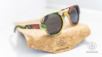 Shadeshares - Shadeshares Kifaru Sunglasses - Weekendbee - sustainable sportswear