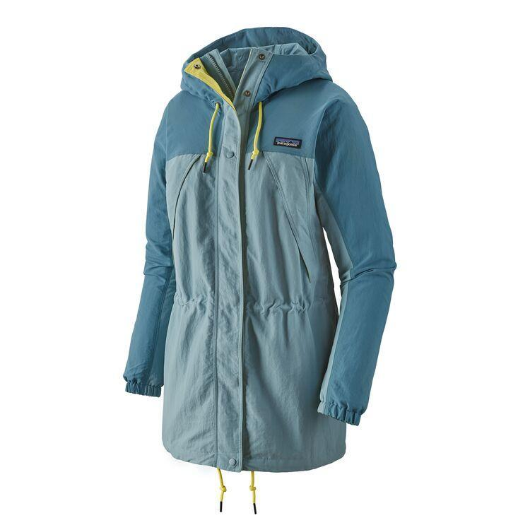 Patagonia - Skyforest Parka - Recycled Nylon - Weekendbee - sustainable sportswear