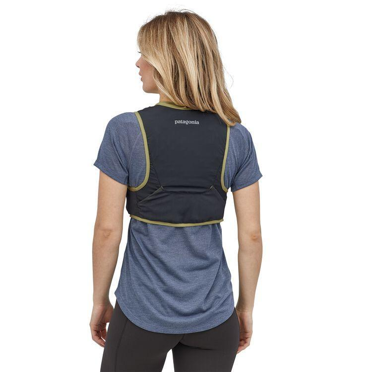 Patagonia - Slope Runner Vest 4L - Recycled polyester - Weekendbee - sustainable sportswear