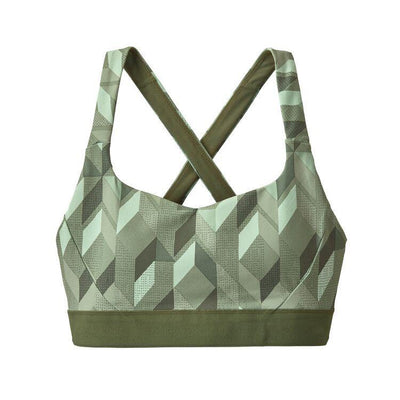 Patagonia - Switchback Sports Bra - Recycled Polyester - Weekendbee - sustainable sportswear