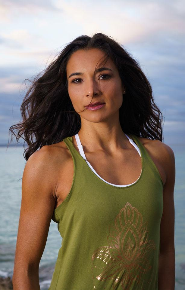 OGNX - Tank Top LOTUS - 100% Lenzing Modal® - Weekendbee - sustainable sportswear