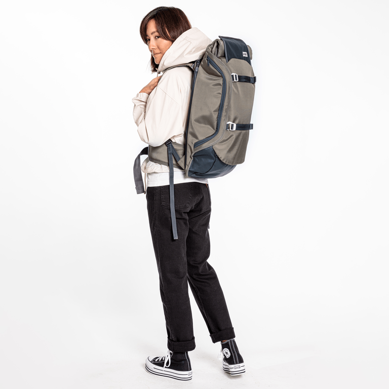 Aevor - Travel Pack Proof - Waterproof backpack made from recycled PET-bottles - Weekendbee - sustainable sportswear