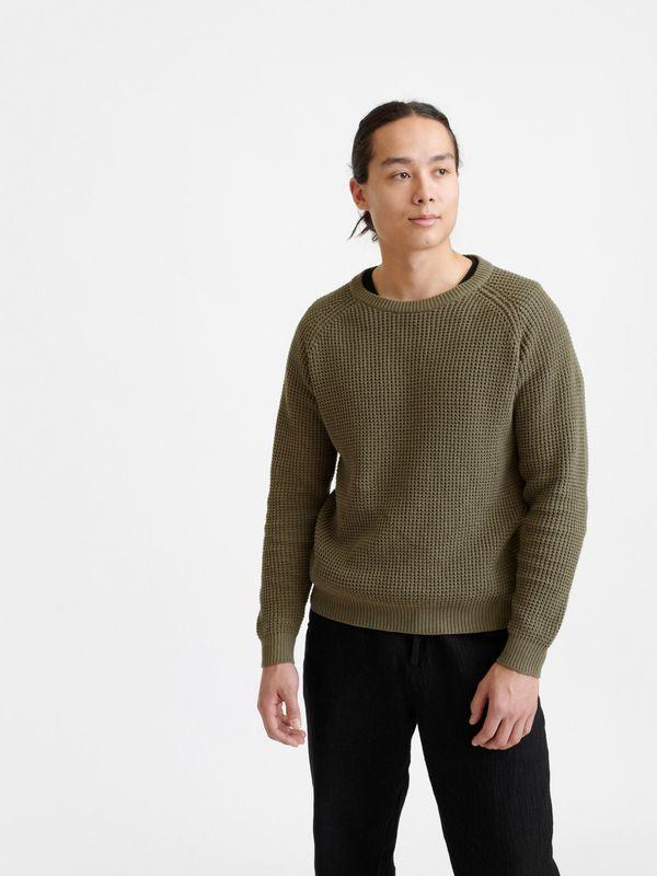 Pure Waste - Unisex Fisherman Sweater - 100% Recycled Material - Weekendbee - sustainable sportswear