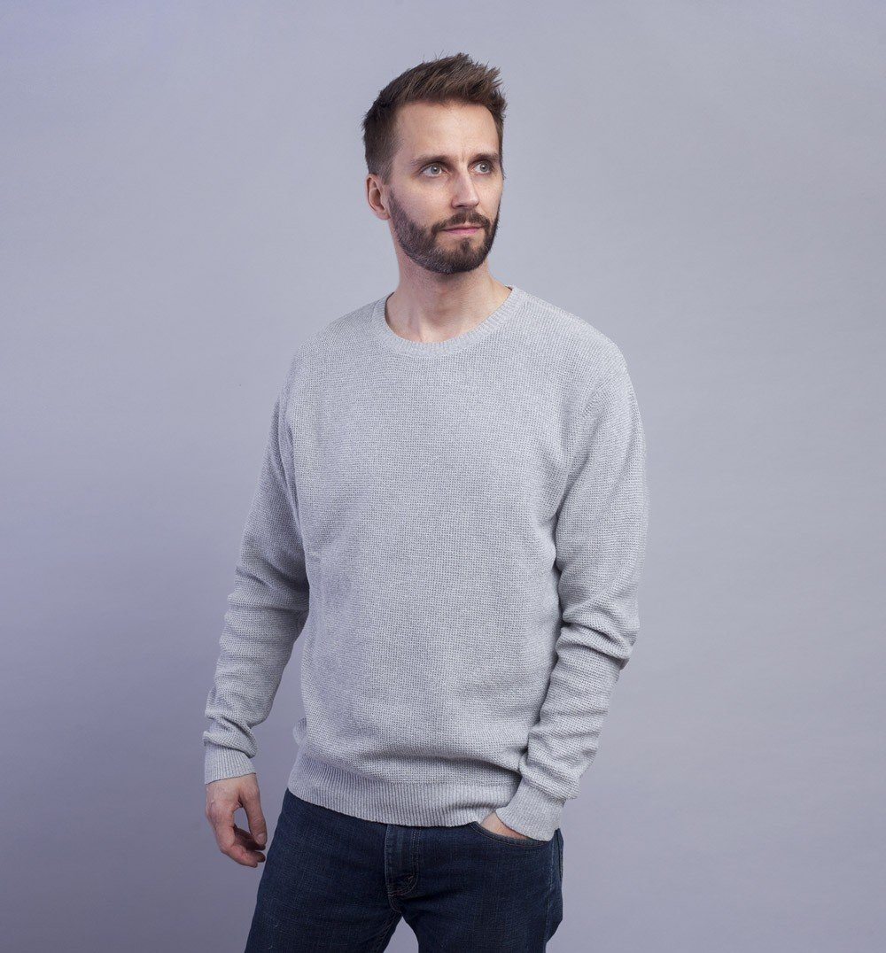 Pure Waste - Waffle Knit - Unisex - 100% Recycled Materials - Weekendbee - sustainable sportswear