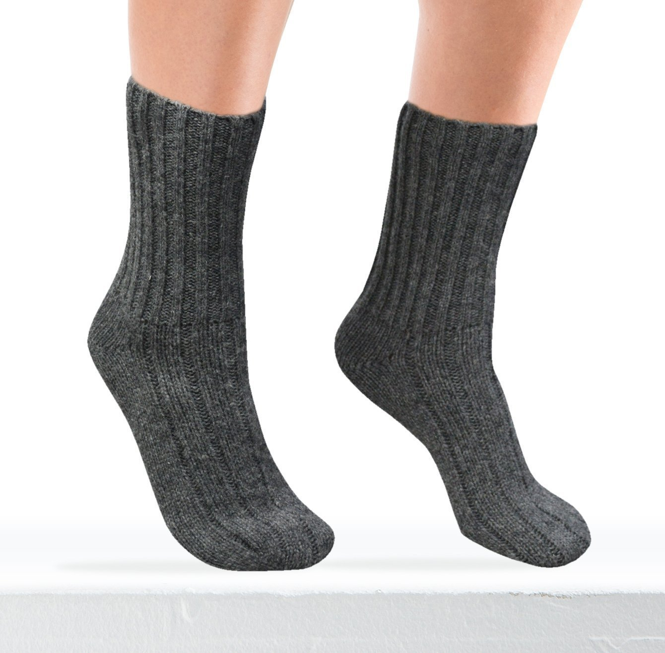 North Outdoor - Warm 100 % merino wool socks normal - Made in Finland - Weekendbee - sustainable sportswear