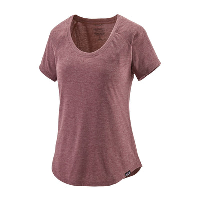 Patagonia - Women's Capilene® Cool Trail Shirt - Recycled Polyester - Weekendbee - sustainable sportswear