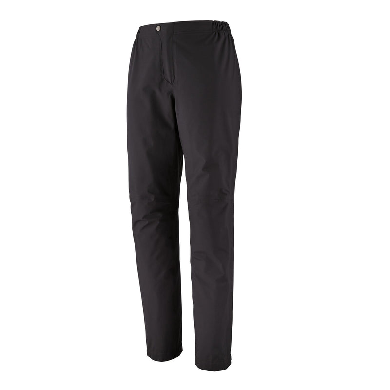 Patagonia - Women's Cloud Ridge Pants - Black - 100% Recycled Polyester - Weekendbee - sustainable sportswear