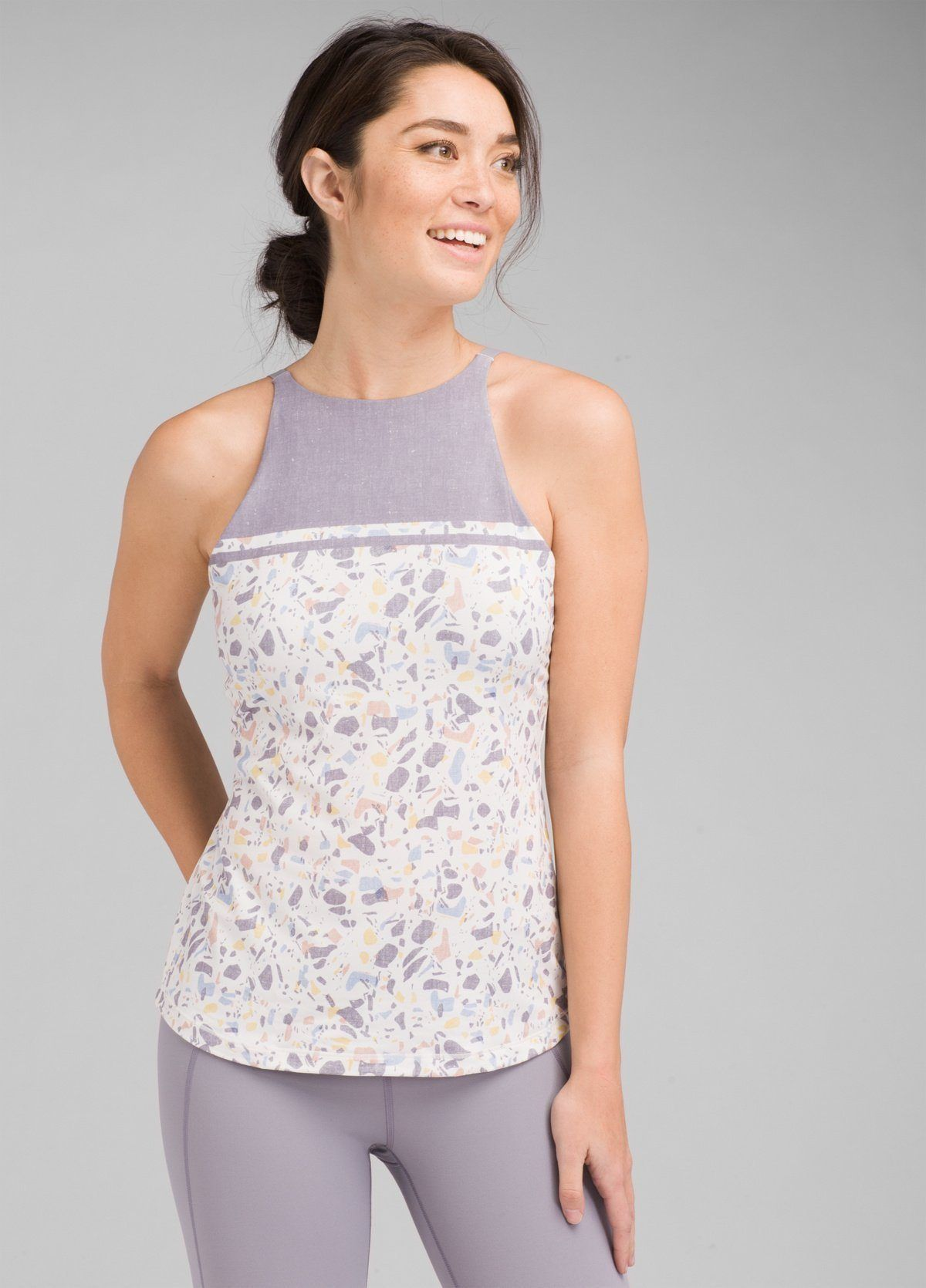 PrAna - W's Emsley Top - Recycled Polyester - Weekendbee - sustainable sportswear