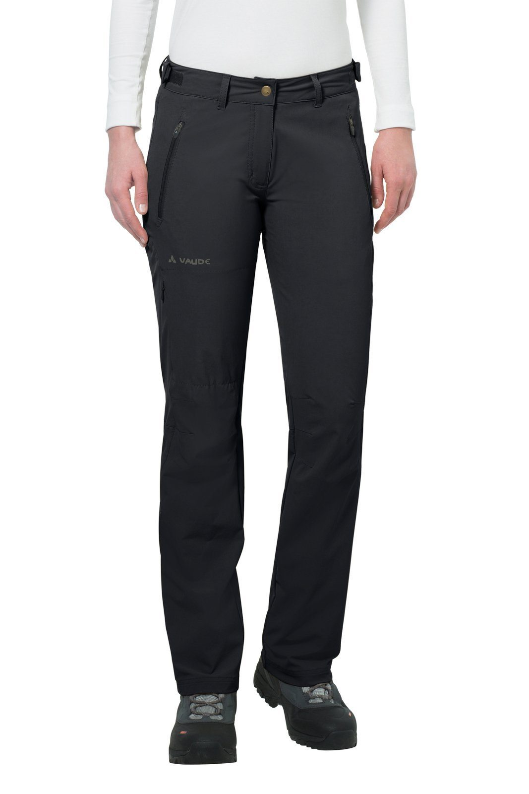Vaude - W's Farley Stretch Pants II - made from environmentally-friendly bluesign® certified materials - Weekendbee - sustainable sportswear
