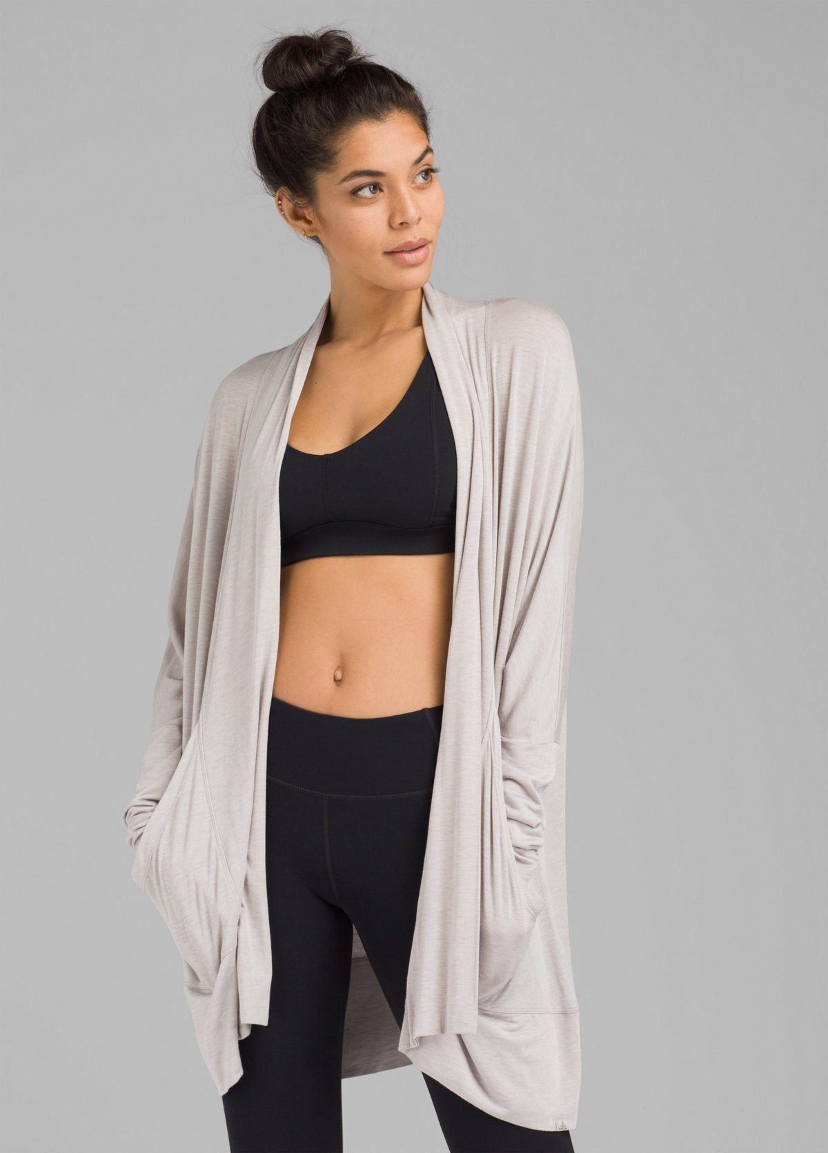 PrAna - W's Foundation Cardigan -  TENCEL ™ Renewable Fiber - Weekendbee - sustainable sportswear