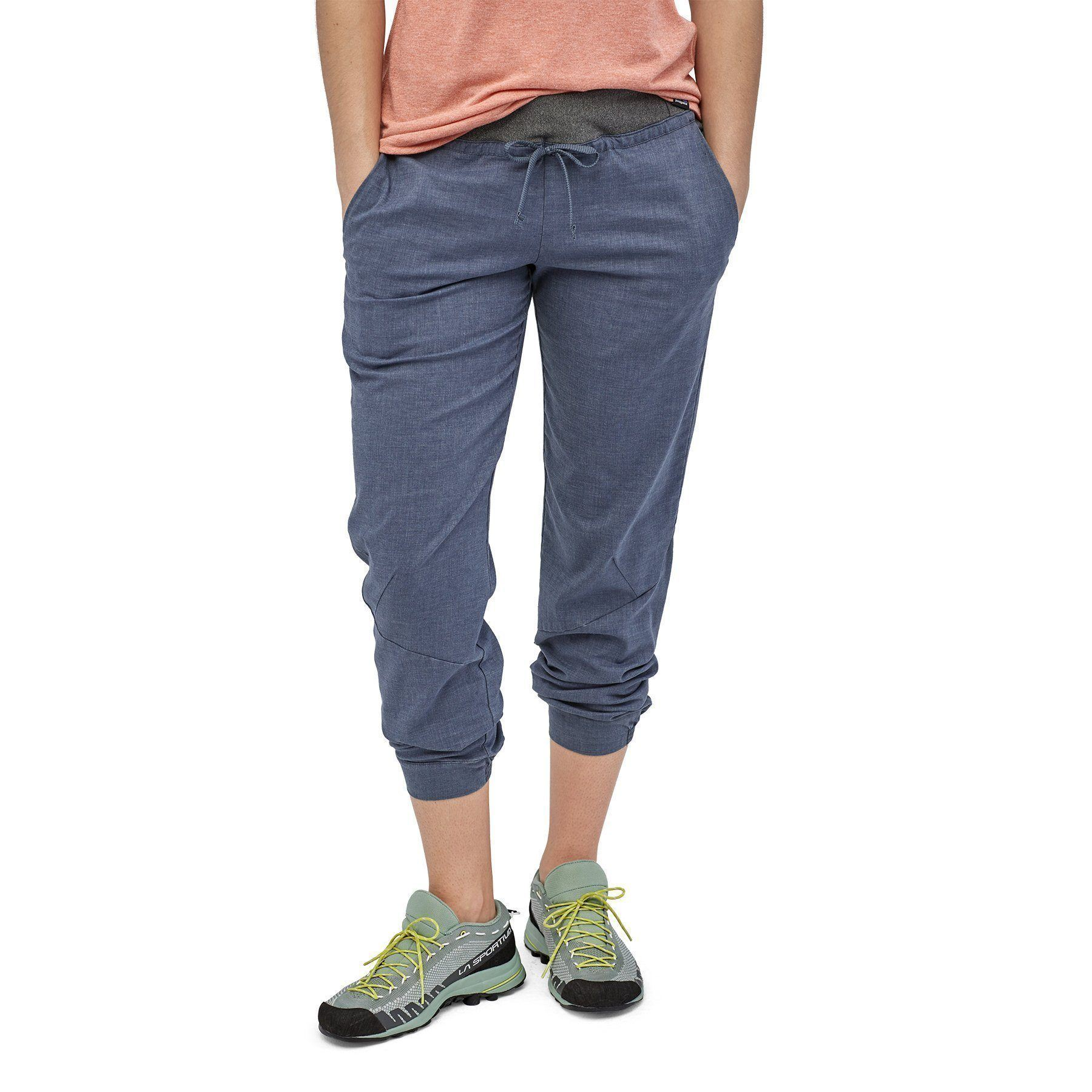 Patagonia - W's Hampi Rock Pants - Hemp / Recycled Polyester - Weekendbee - sustainable sportswear