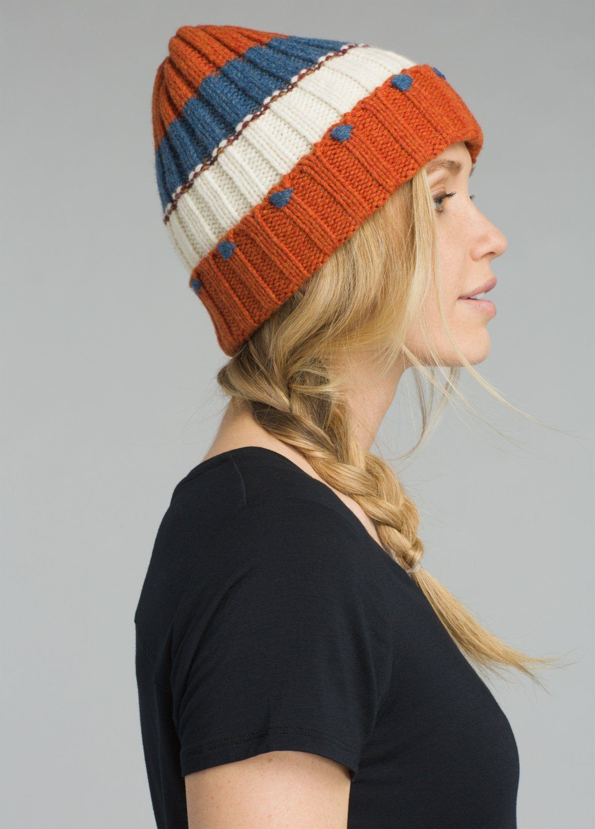 PrAna - W's Lexington Beanie -  80 % Wool - Weekendbee - sustainable sportswear