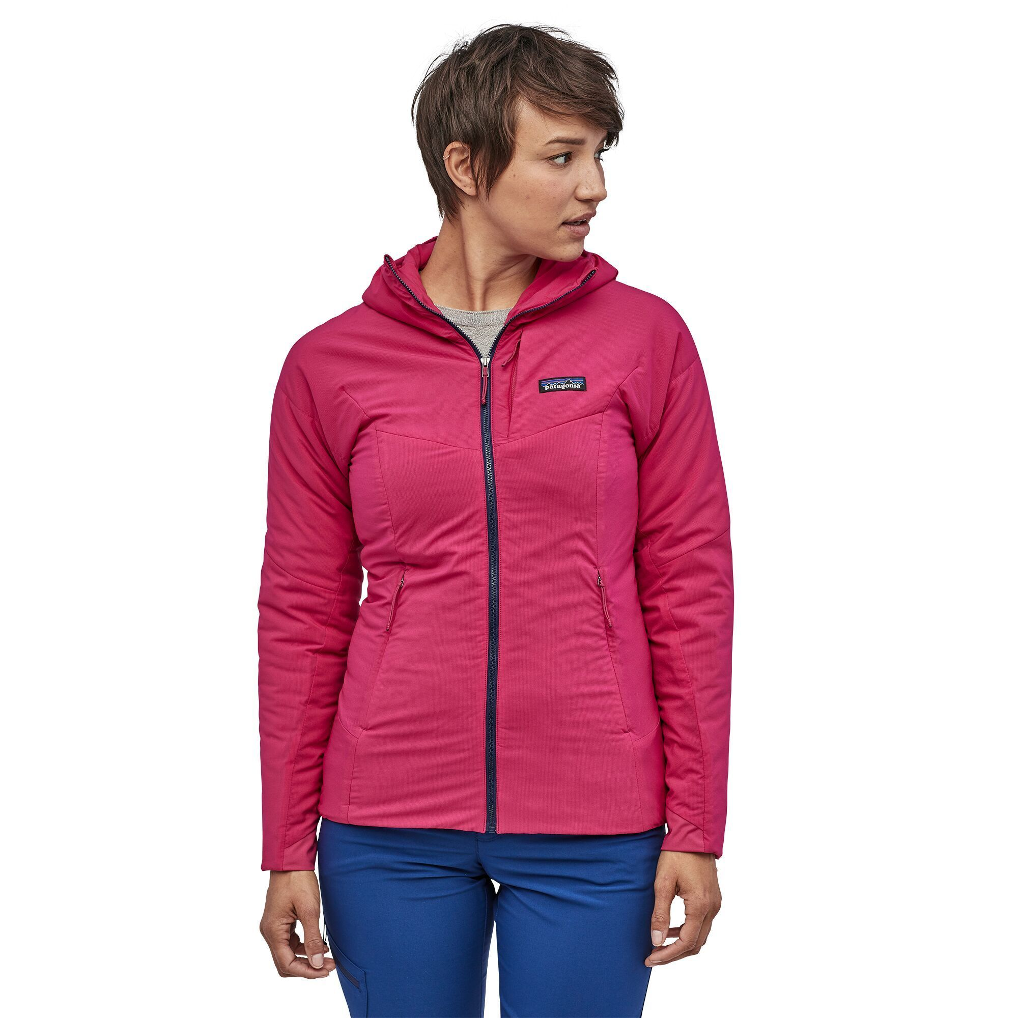 Patagonia - W's Nano-Air® Hoody - Recycled Polyester - Weekendbee - sustainable sportswear