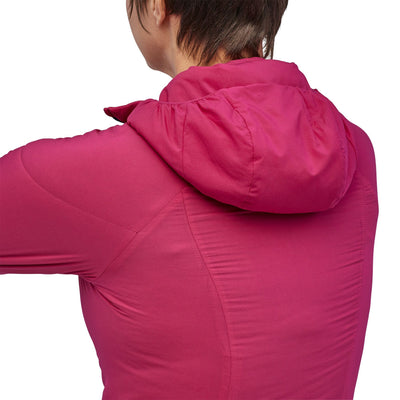 Patagonia - Women's Nano-Air® Hoody - Craft Pink - Recycled Polyester - Weekendbee - sustainable sportswear