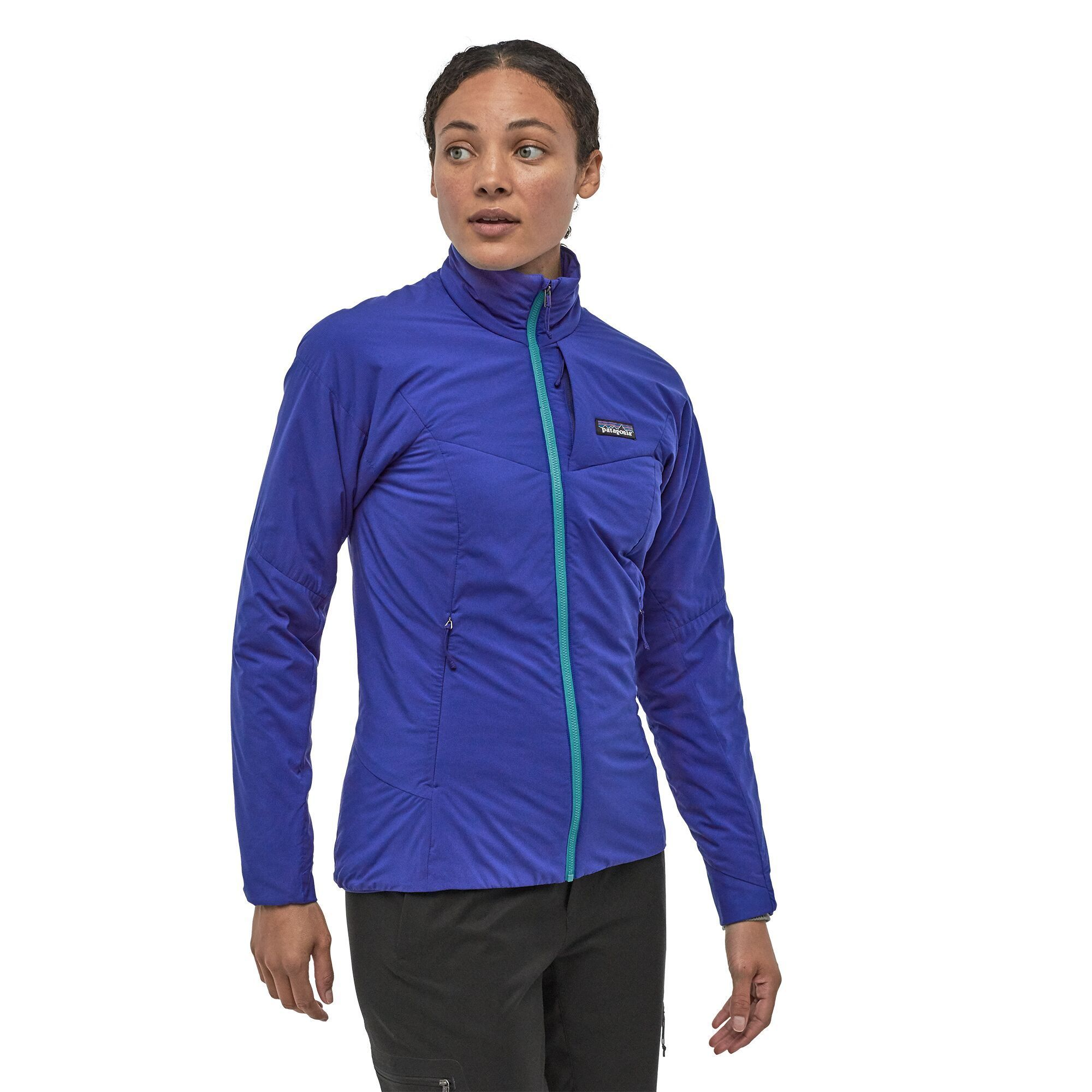 Patagonia - Women's Nano-Air® Jacket - Cobalt Blue - Recycled Polyester - Weekendbee - sustainable sportswear