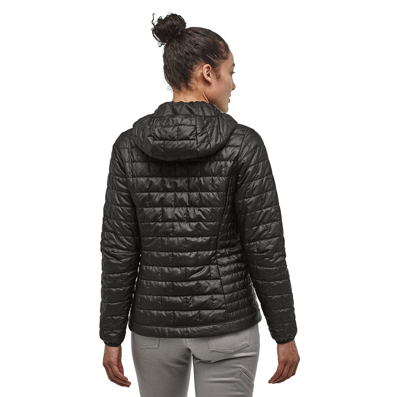 Patagonia - Women's Nano Puff® Hoody - Recycled Polyester - Weekendbee - sustainable sportswear