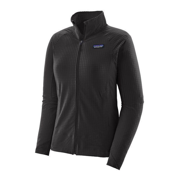 Patagonia - W's Patagonia R1® TechFace Jacket - Recycled Polyester - Weekendbee - sustainable sportswear