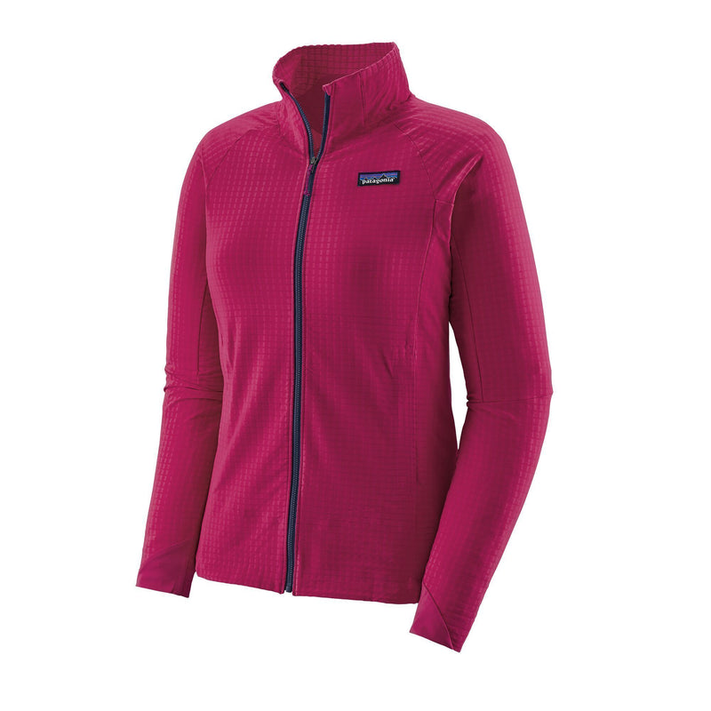 Patagonia - Women's Patagonia R1® TechFace Jacket - Recycled Polyester - Weekendbee - sustainable sportswear
