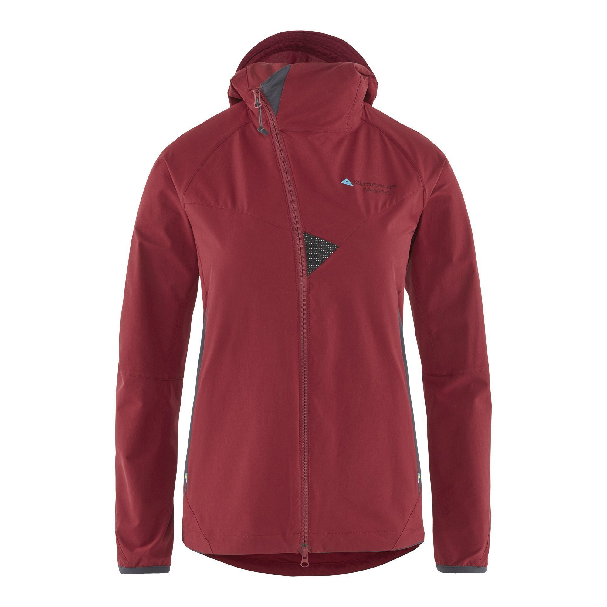 Klättermusen - Women's Vanadis 2.0 Jacket  - Windproof - Water Repellent - Recycled Polyamide - Weekendbee - sustainable sportswear