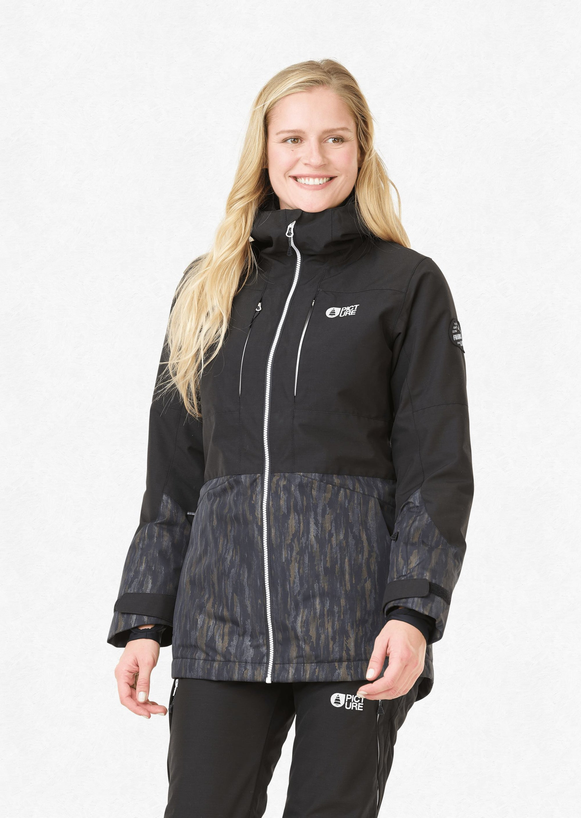 Picture Organic - W's Apply Jacket -  Recycled Polyester - Weekendbee - sustainable sportswear