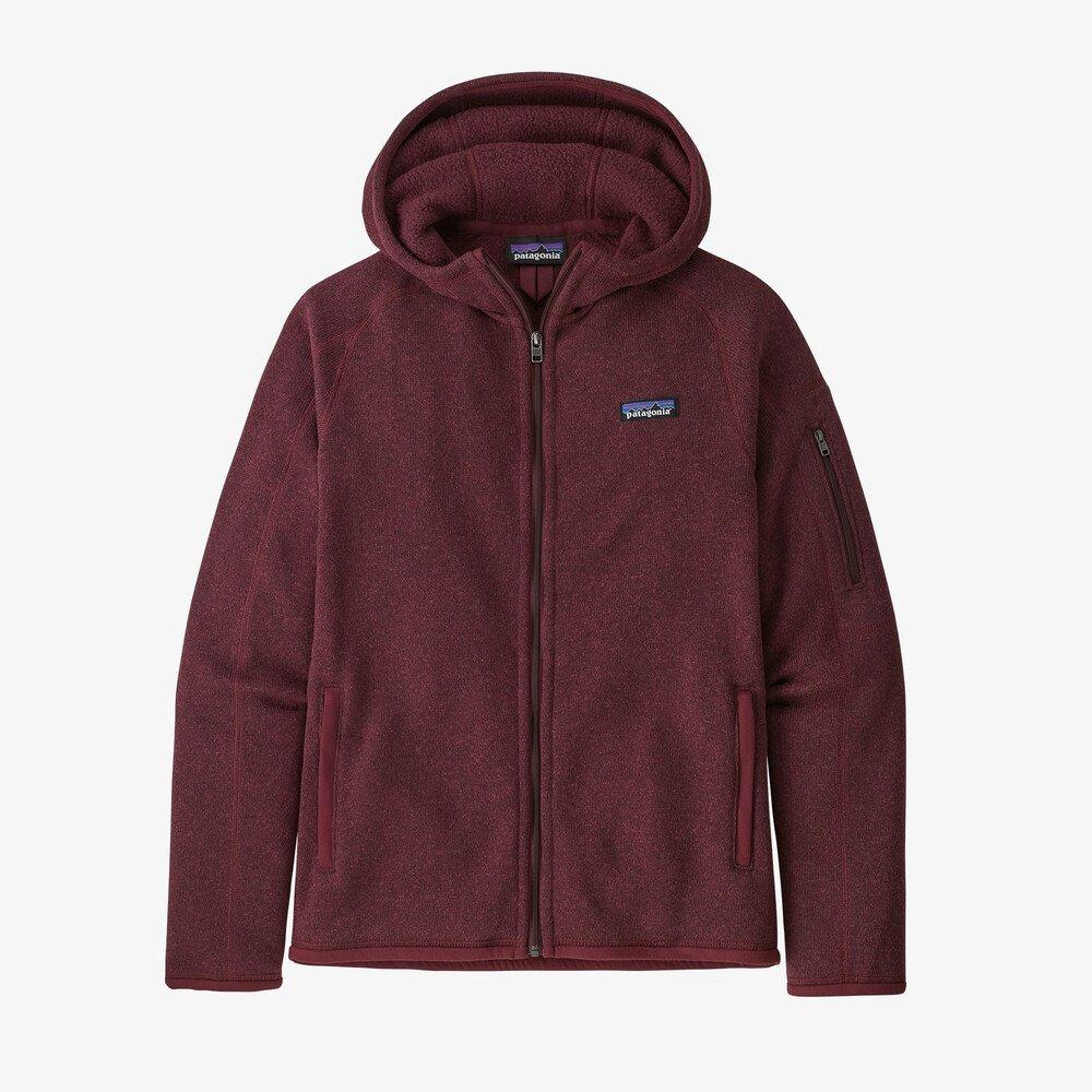 Patagonia - W's Better Sweater Hoody - Weekendbee - sustainable sportswear