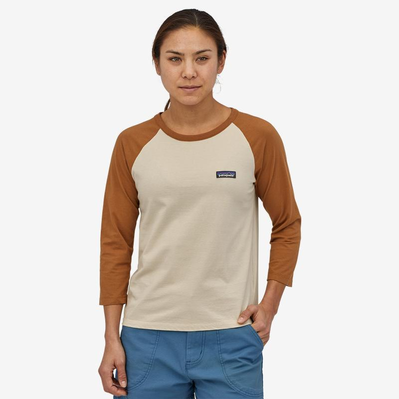 Patagonia - W's Cotton in Conversion Top - Weekendbee - sustainable sportswear