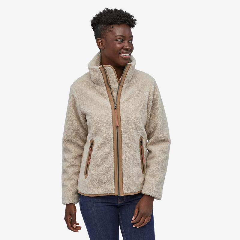 Patagonia - W's Divided Sky Fleece Jacket - Recycled polyester - Weekendbee - sustainable sportswear