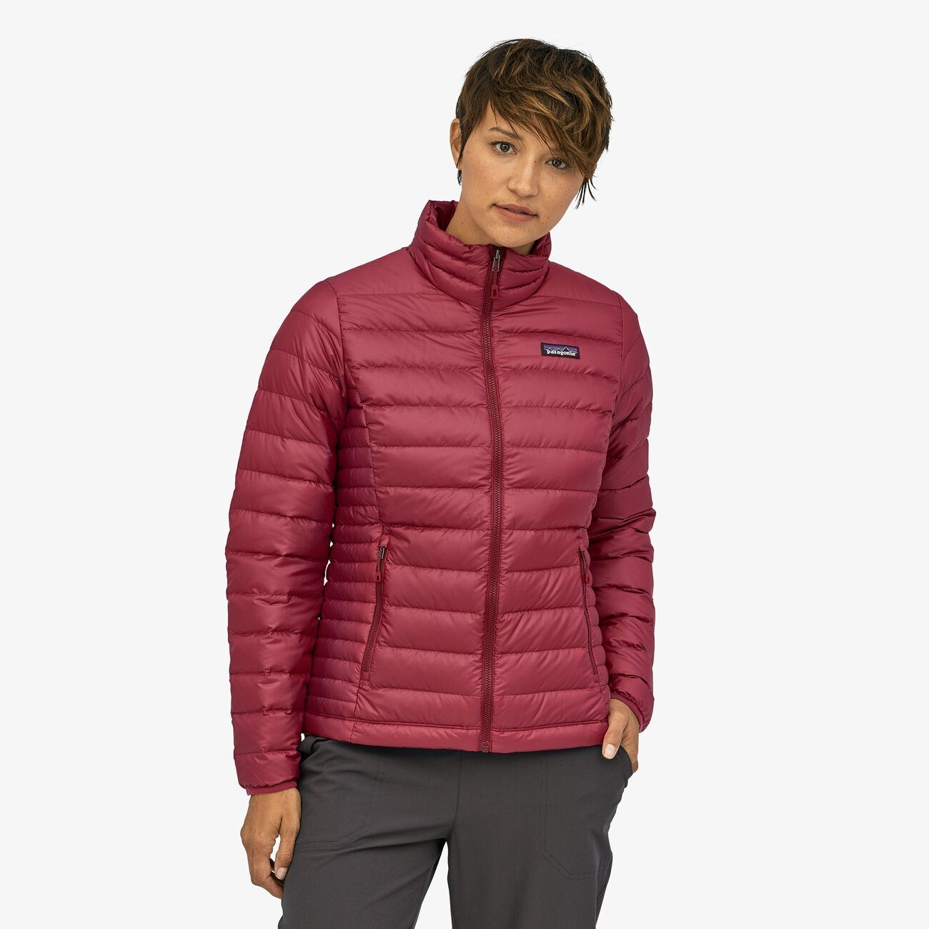 Patagonia - W's Down Sweater Jacket -  Sustainable Down - Weekendbee - sustainable sportswear