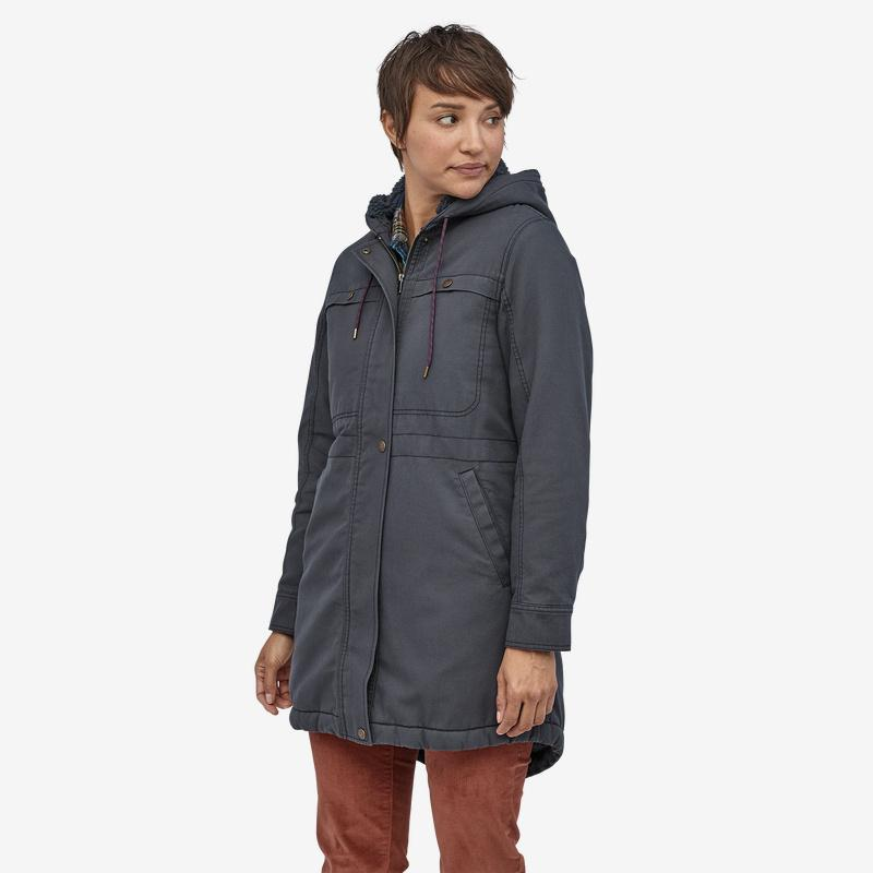 Patagonia - W's Insulated Prairie Dawn Parka Jacket - Weekendbee - sustainable sportswear