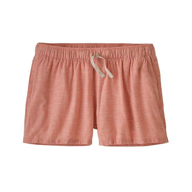 Patagonia - W's Island Hemp Baggies™ Shorts - Hemp & Organic Cotton - Weekendbee - sustainable sportswear