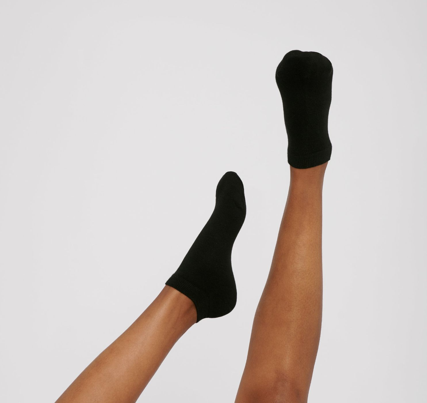Organic Basics - W's Organic Cotton Ankle Socks 2-Pack - Weekendbee - sustainable sportswear