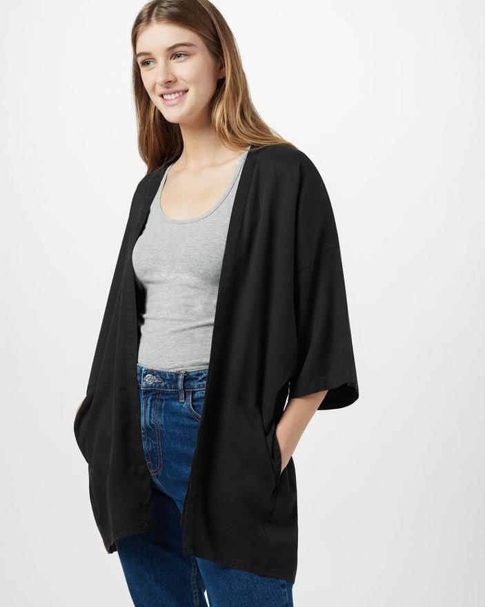 Tentree - W's Sawara Blouse - Weekendbee - sustainable sportswear